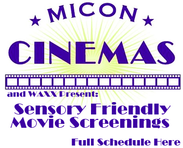 Sensory Friendly Screenings