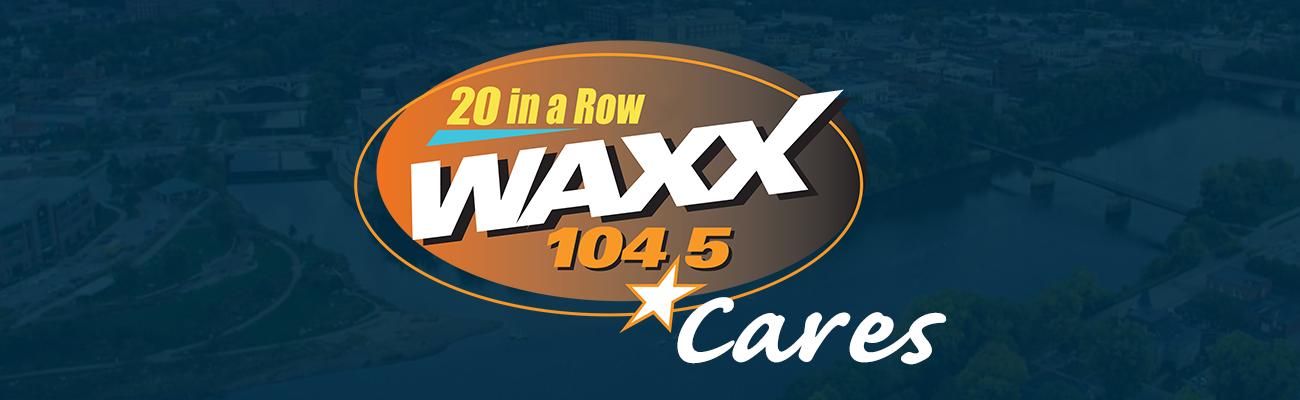Waxx Cares Header